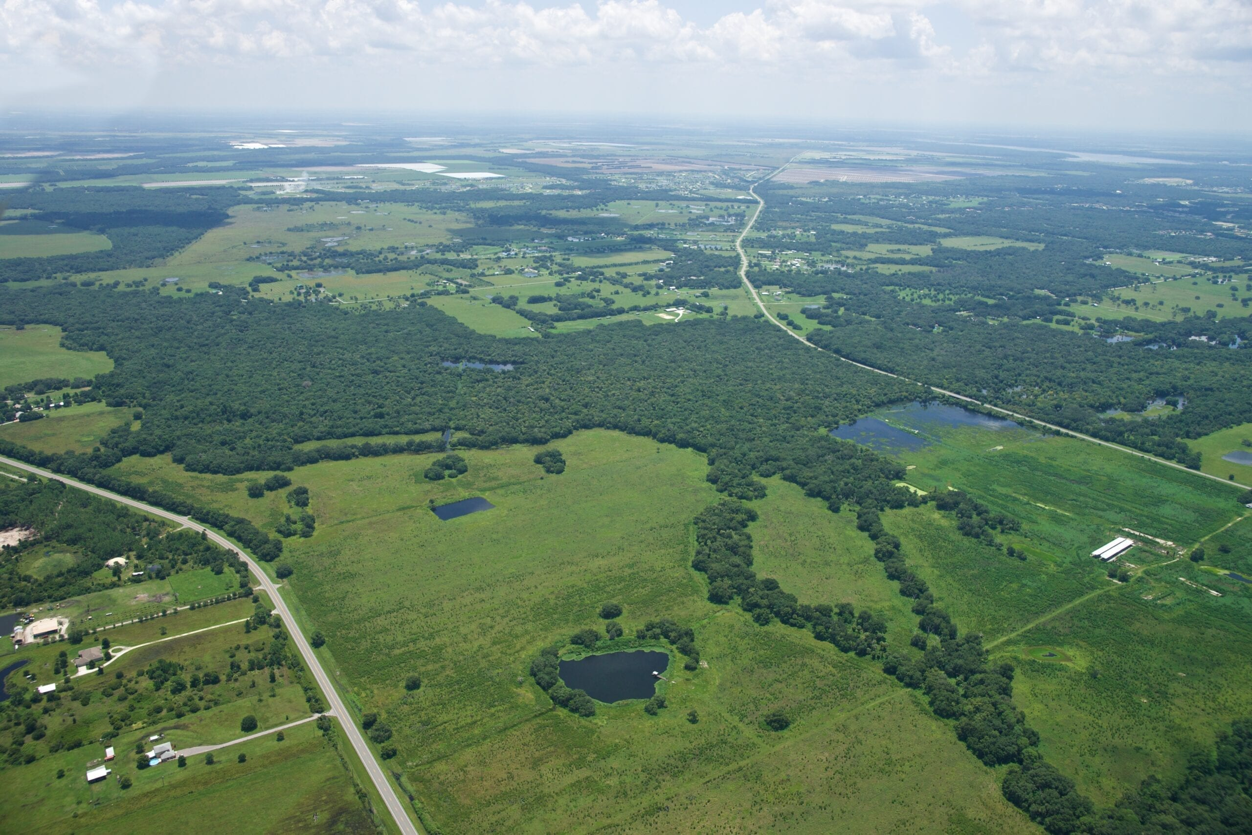 DR Horton land sales Parrish