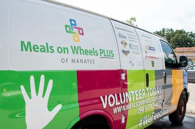 Meals on Wheel Plus van Neal Land & Neighborhoods