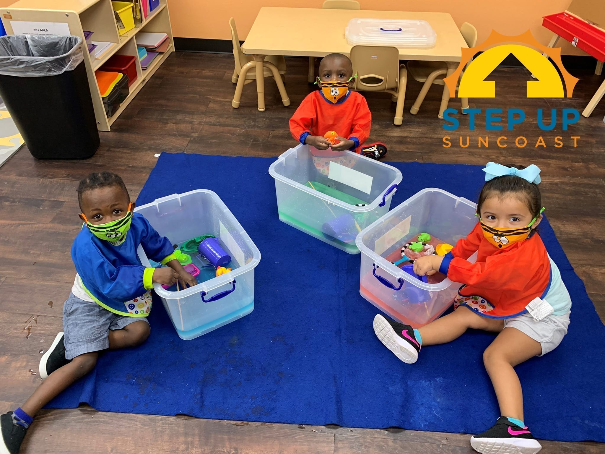 School Kids Step Up Suncoast Neal Land & Neighborhoods