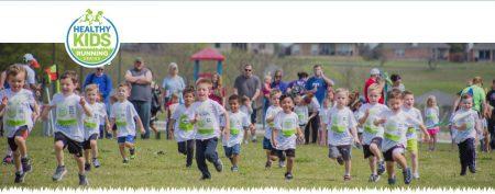 Healthy Kids Running Series Sponsorship